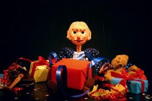 Kindergeburtstag im Marionetten-Theater
